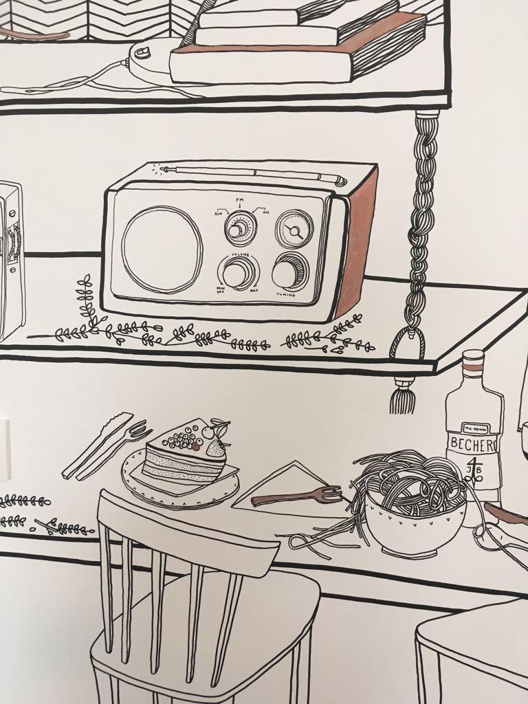 Obývacia izba Malé Krasňany 73