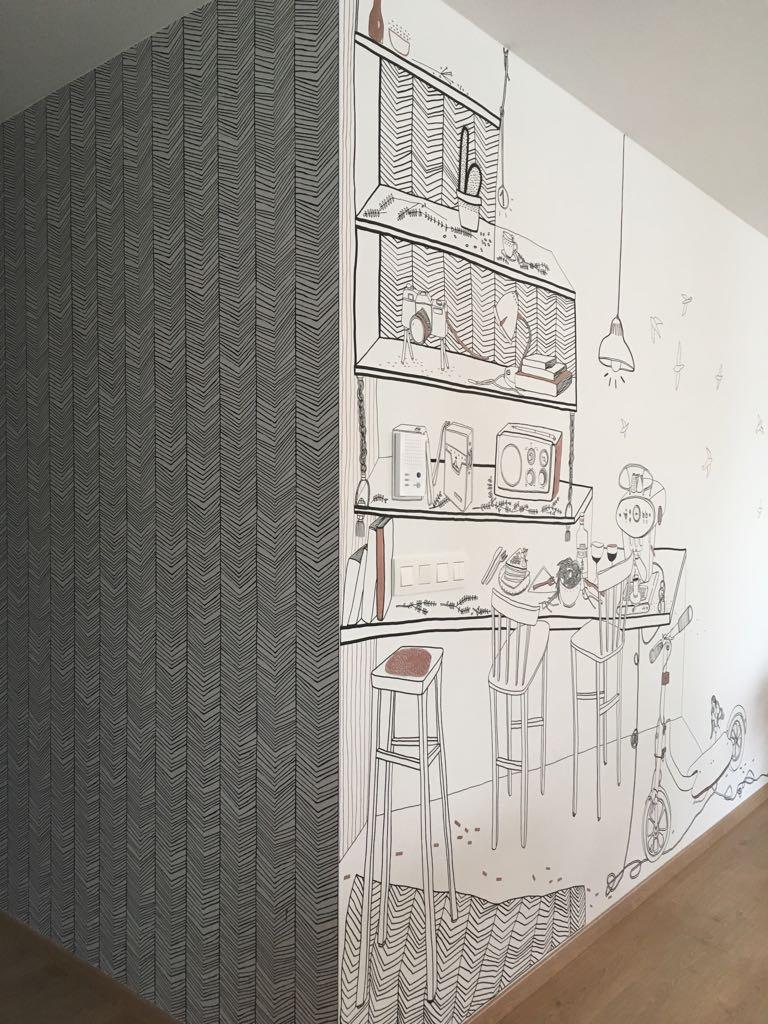 Obývacia izba Malé Krasňany 76
