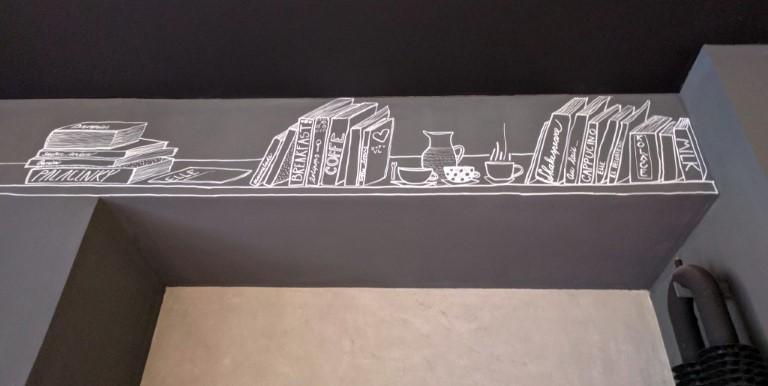 Kaviareň Technopol 150
