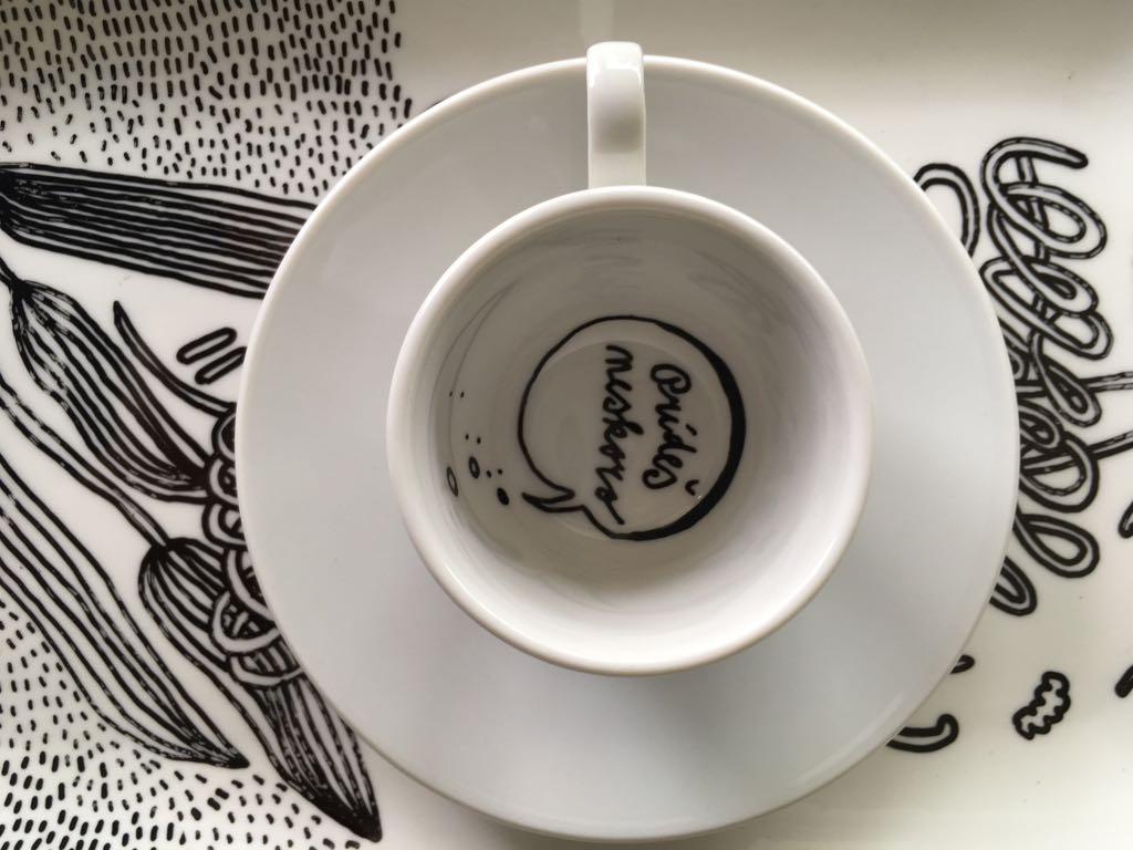 Zážitkový kreslený porcelán 13