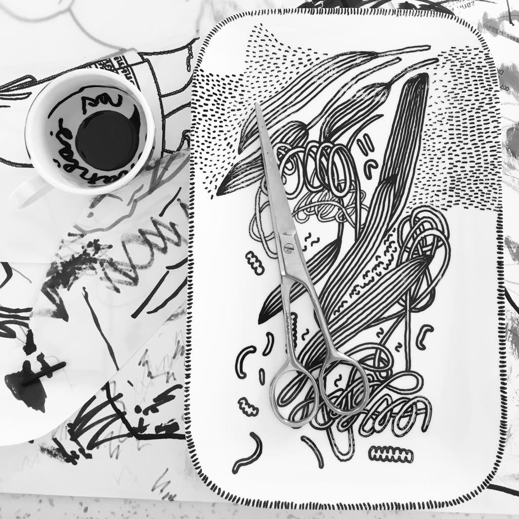 Zážitkový kreslený porcelán 48