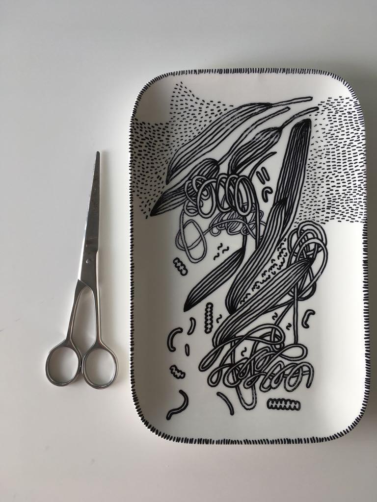 Zážitkový kreslený porcelán 24