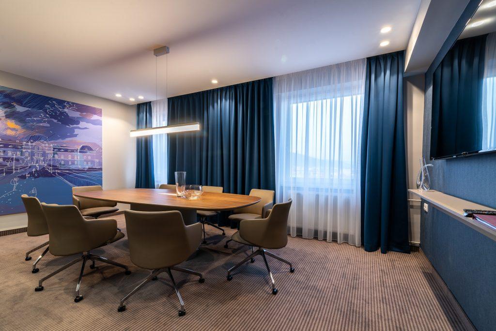 Zasadačka v Hoteli Karpatia - Humenné 6