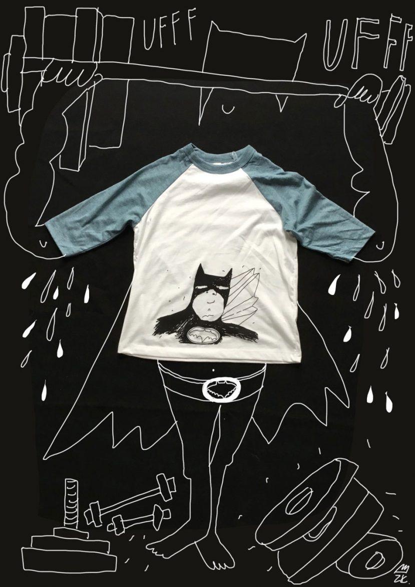 Tričko Batman 1