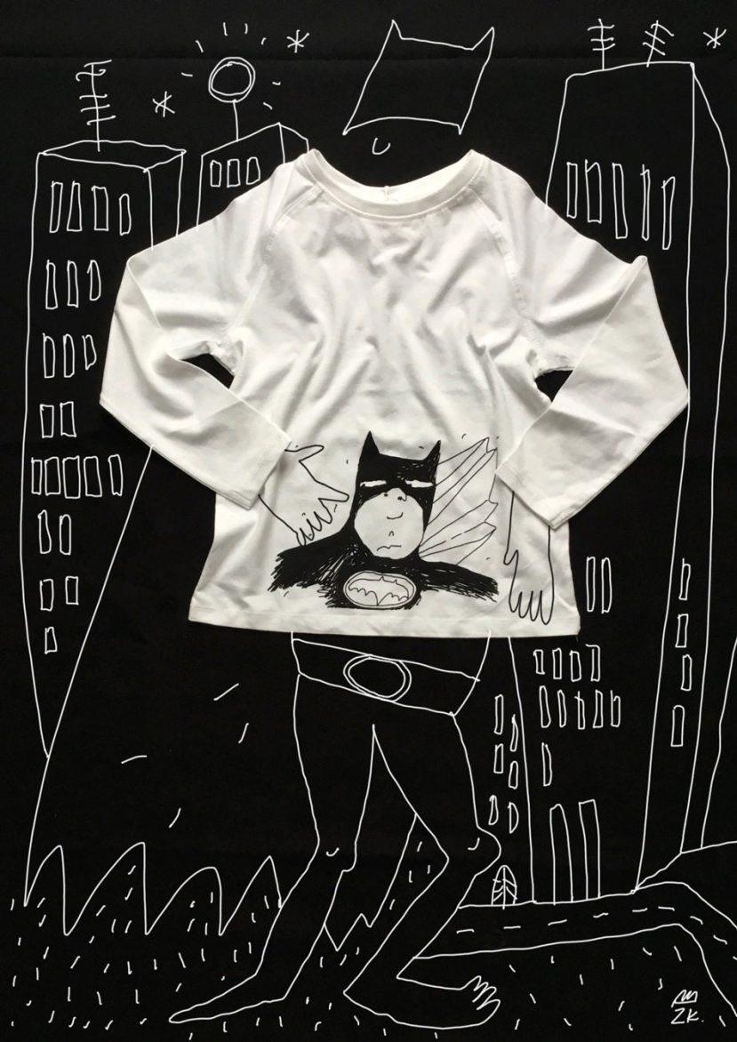 Tričko Batman 2