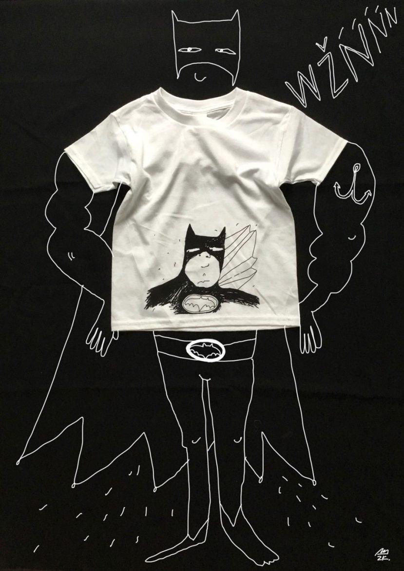 Tričko Batman 3
