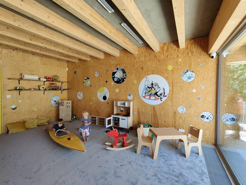 Kolekcia SLADKOVODNÉ RYBY - kruhové samolepky na steny 2