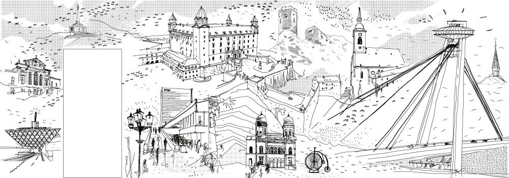 Ilustrácia Bratislava vol. II. 13
