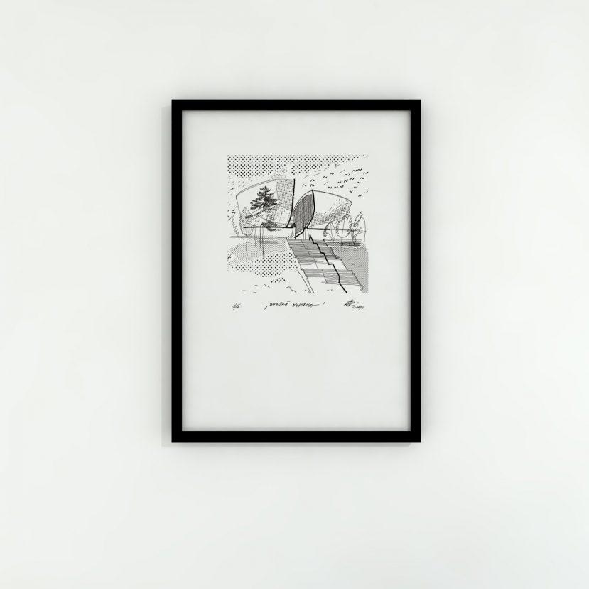 Ilustrácie Slovenské mestá II. EDÍCIA 2